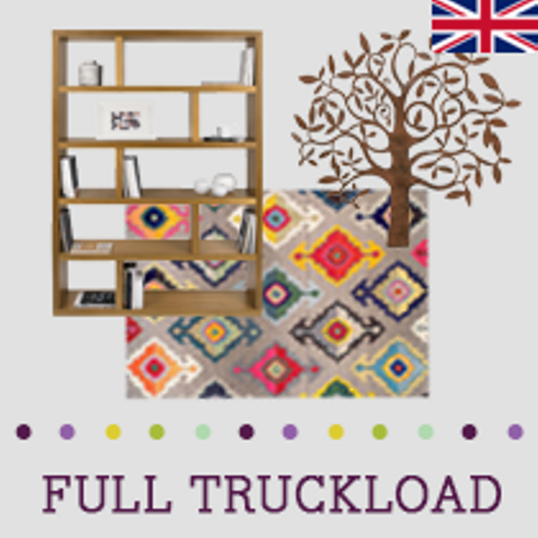 Leicestershire Uk Truckload Of