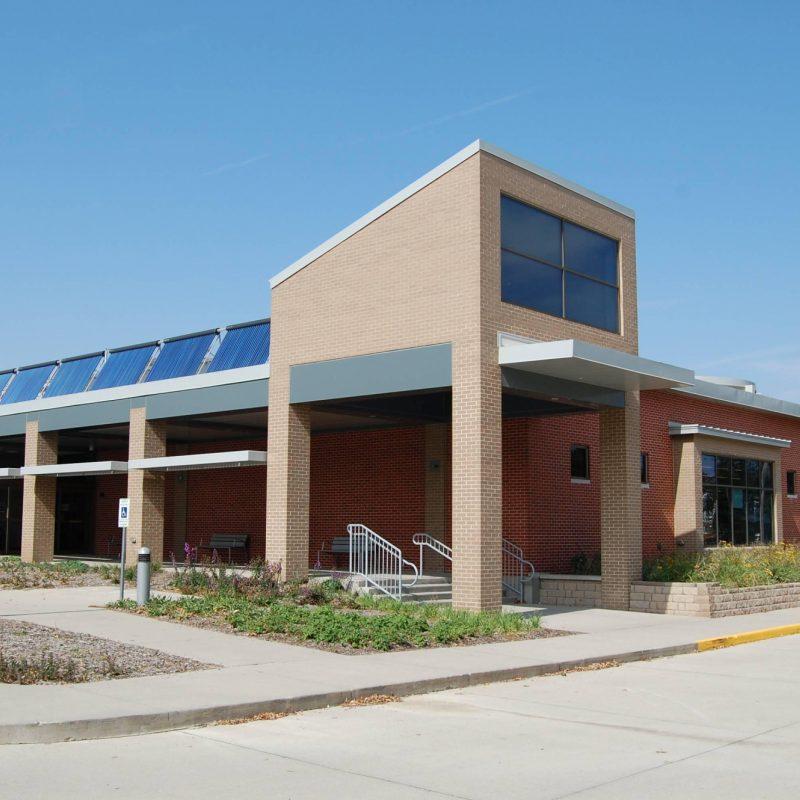 Urbandale Fire Station