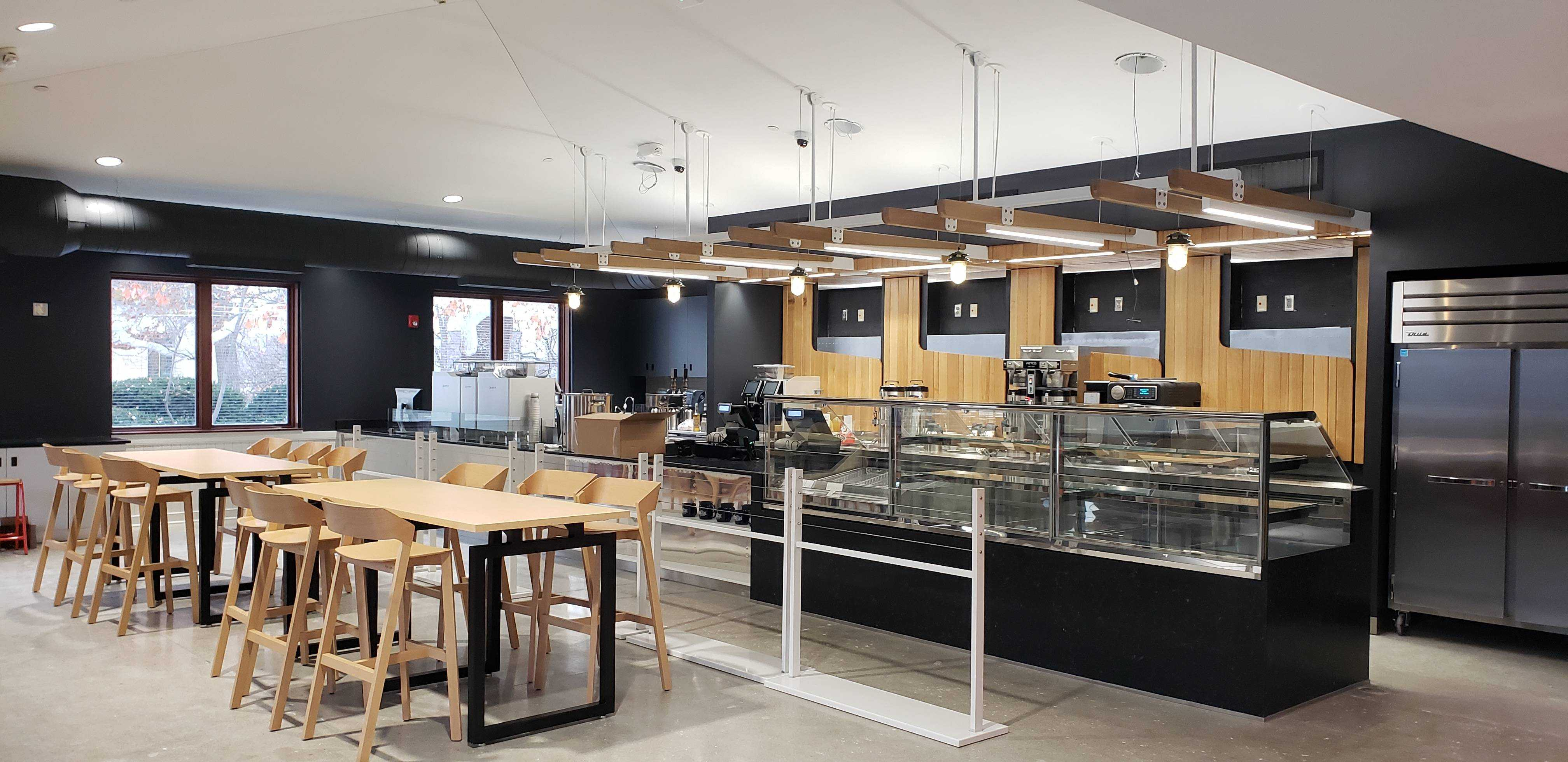 ISU Hub Dining Facility