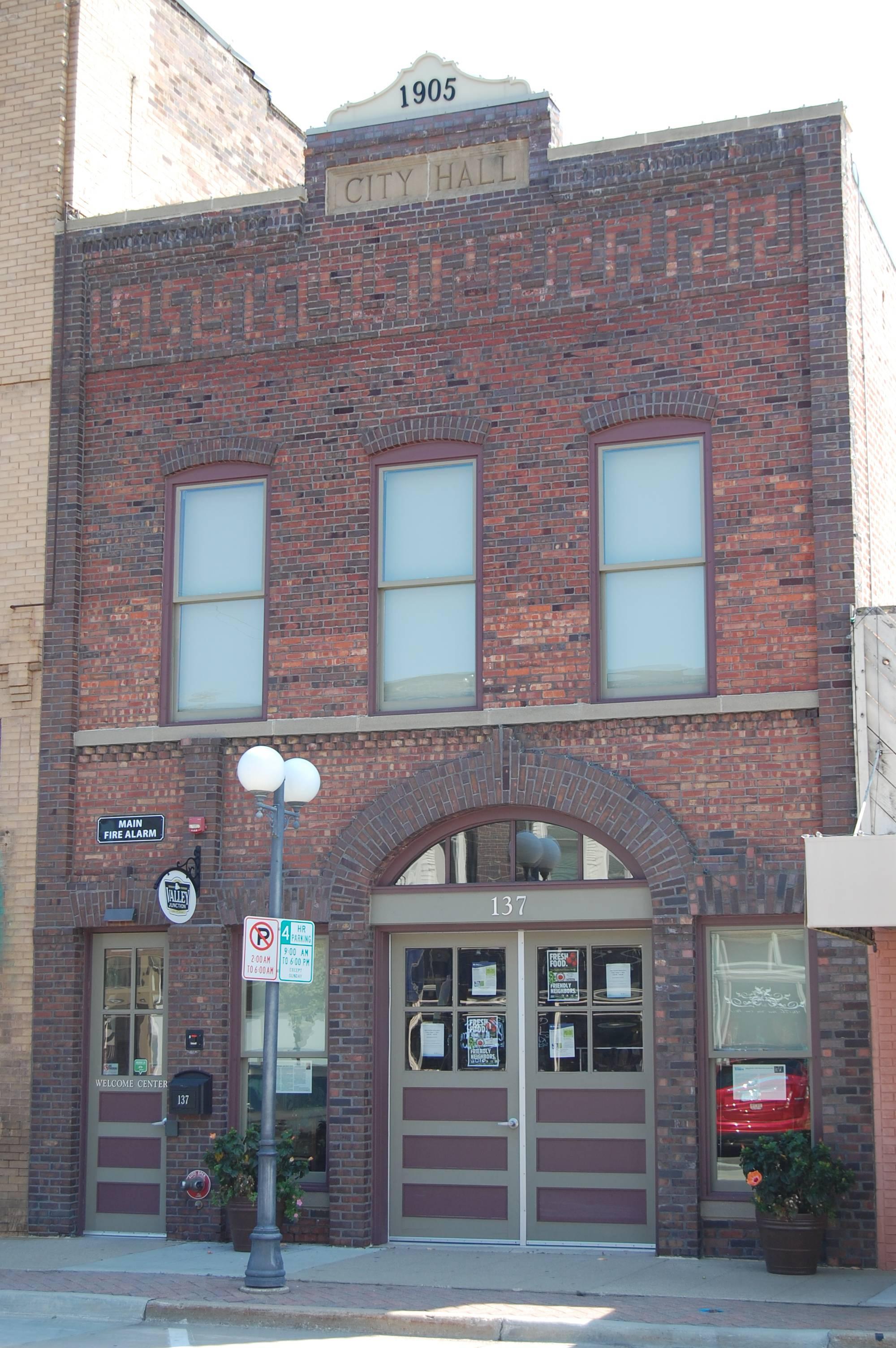 West Des Moines Historic City Hall