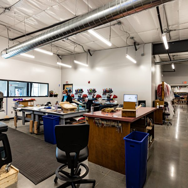 P&M Apparel New Facility