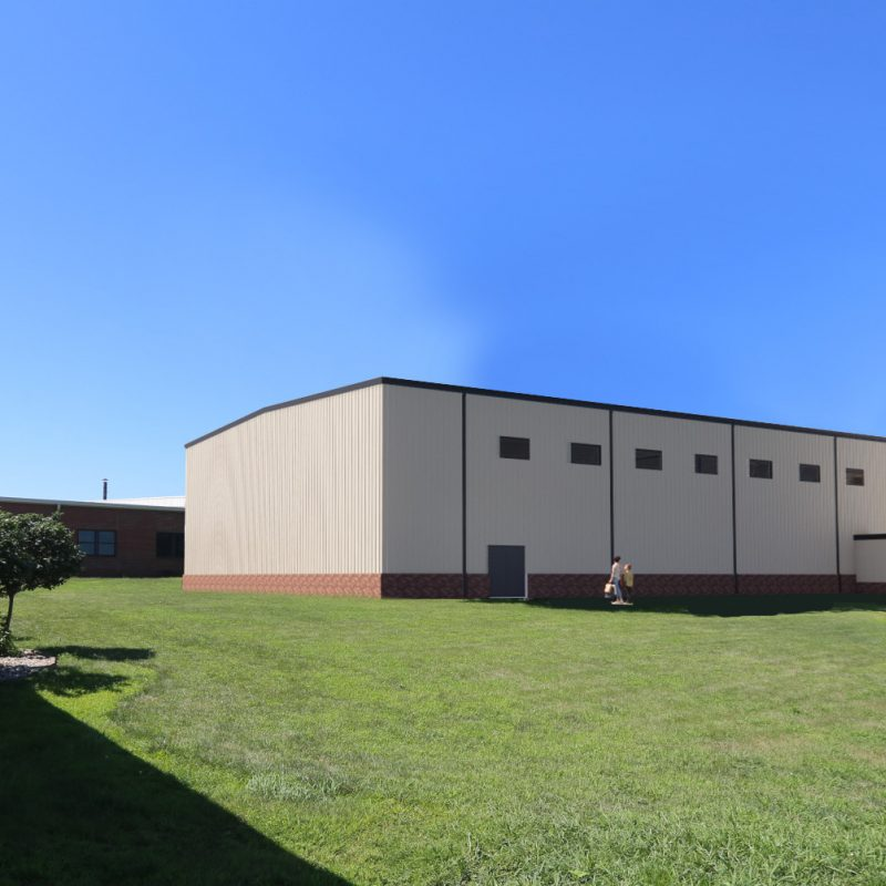 Oskaloosa Early Childhood Education and Recreation Center