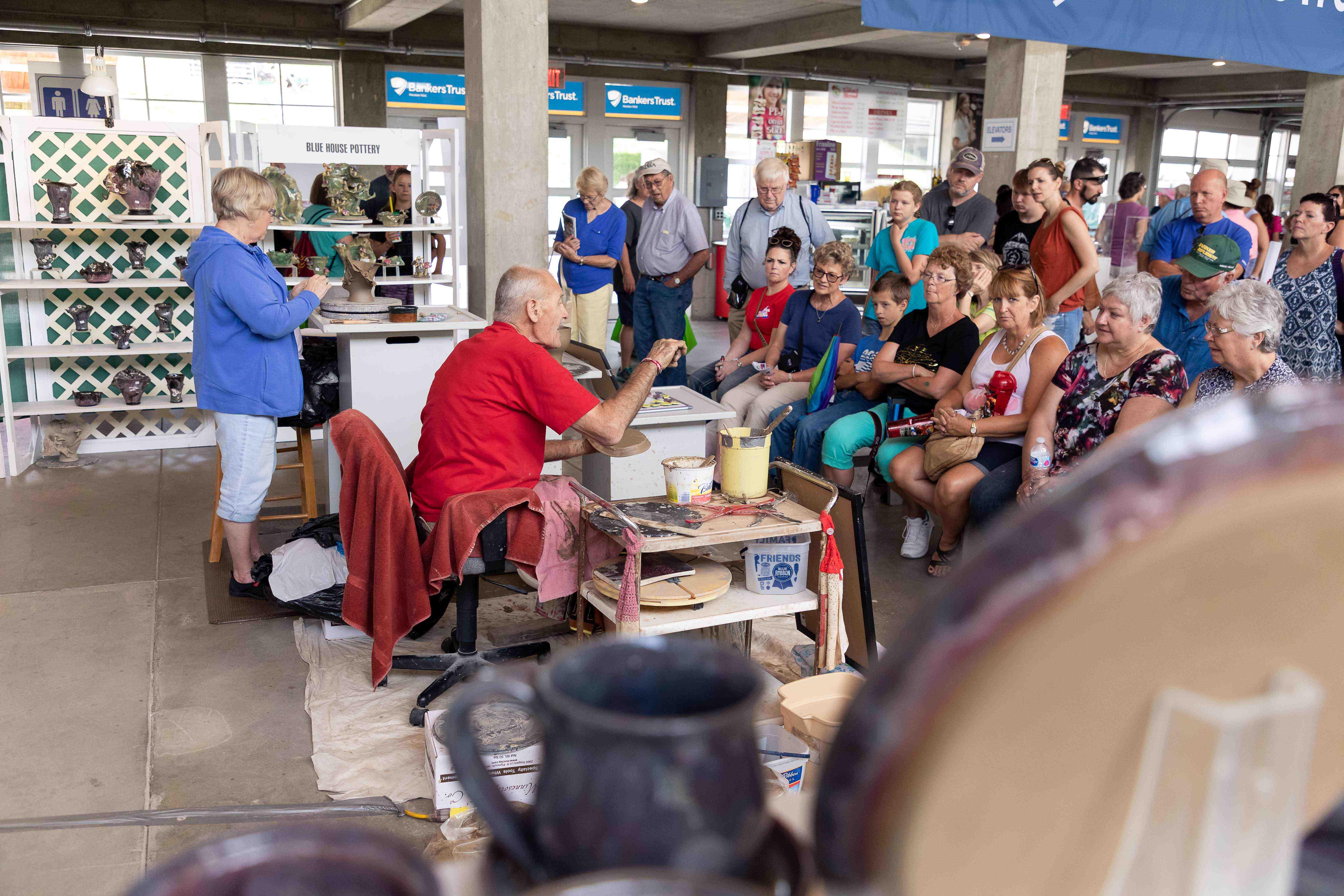 Cultural Center Vendor
