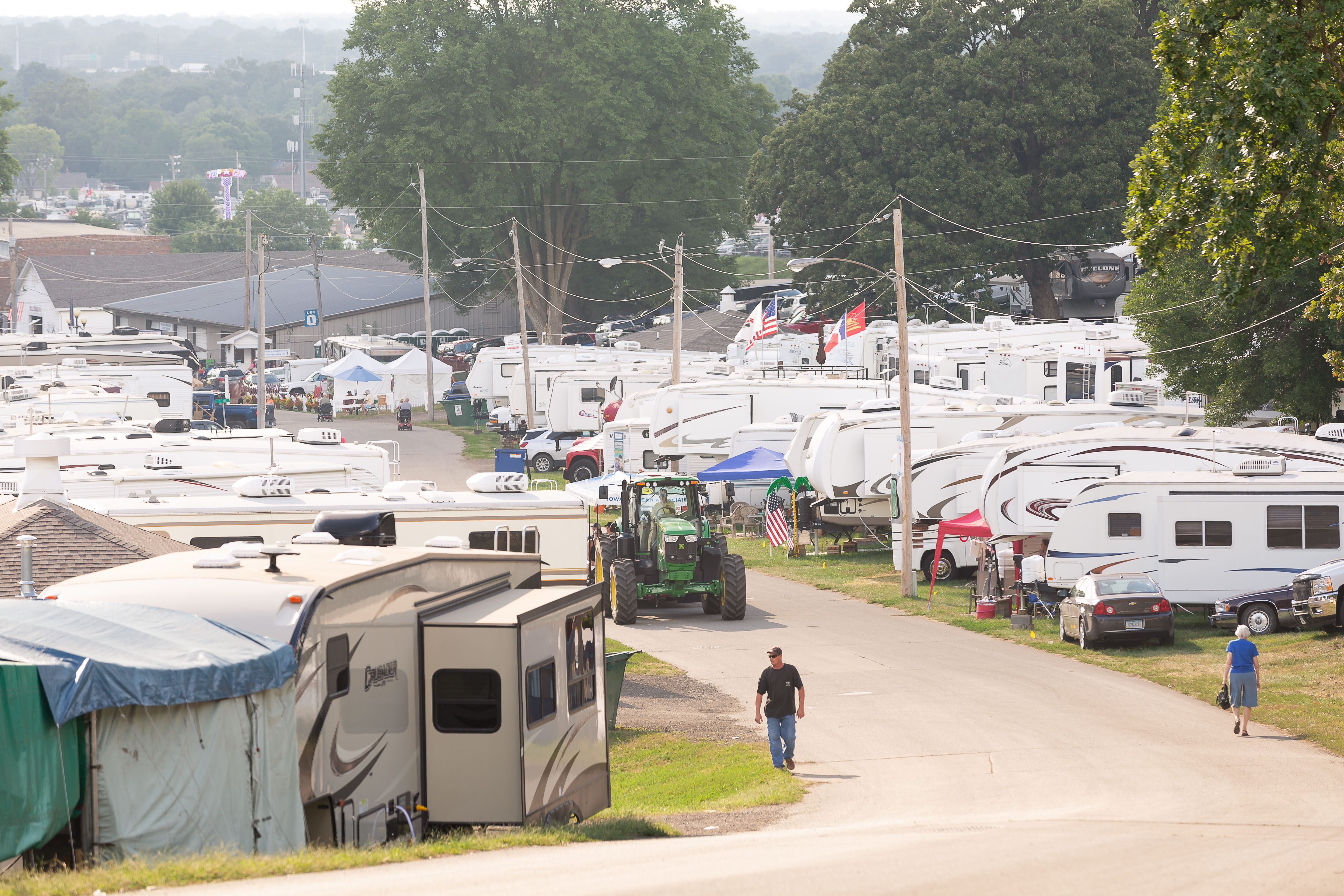 Iowa State Fair Campgrounds