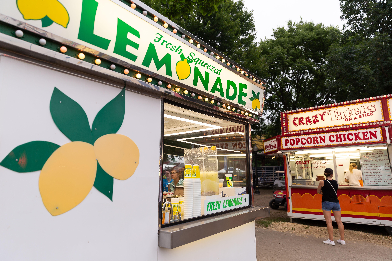 Iowa State Fair Food Vendors