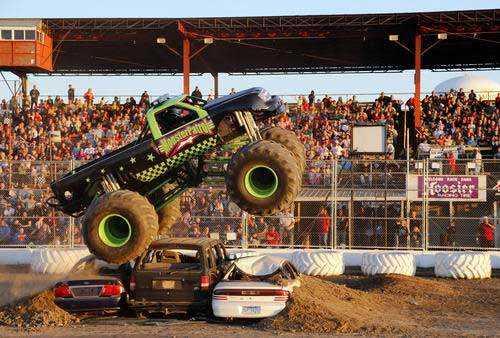 Monster Truck Thunder