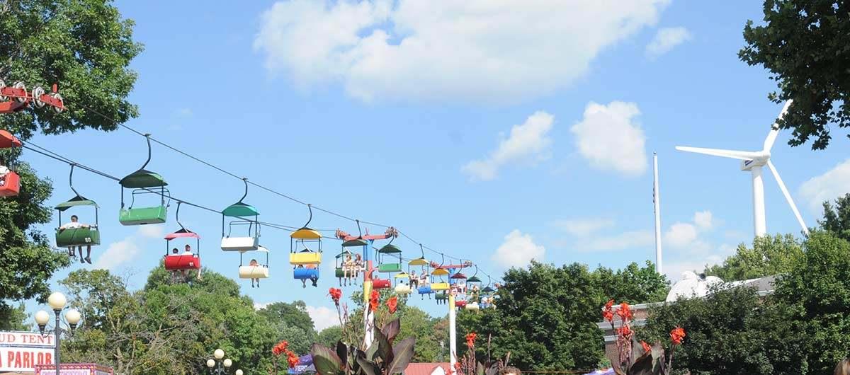 State Fair Skyglider