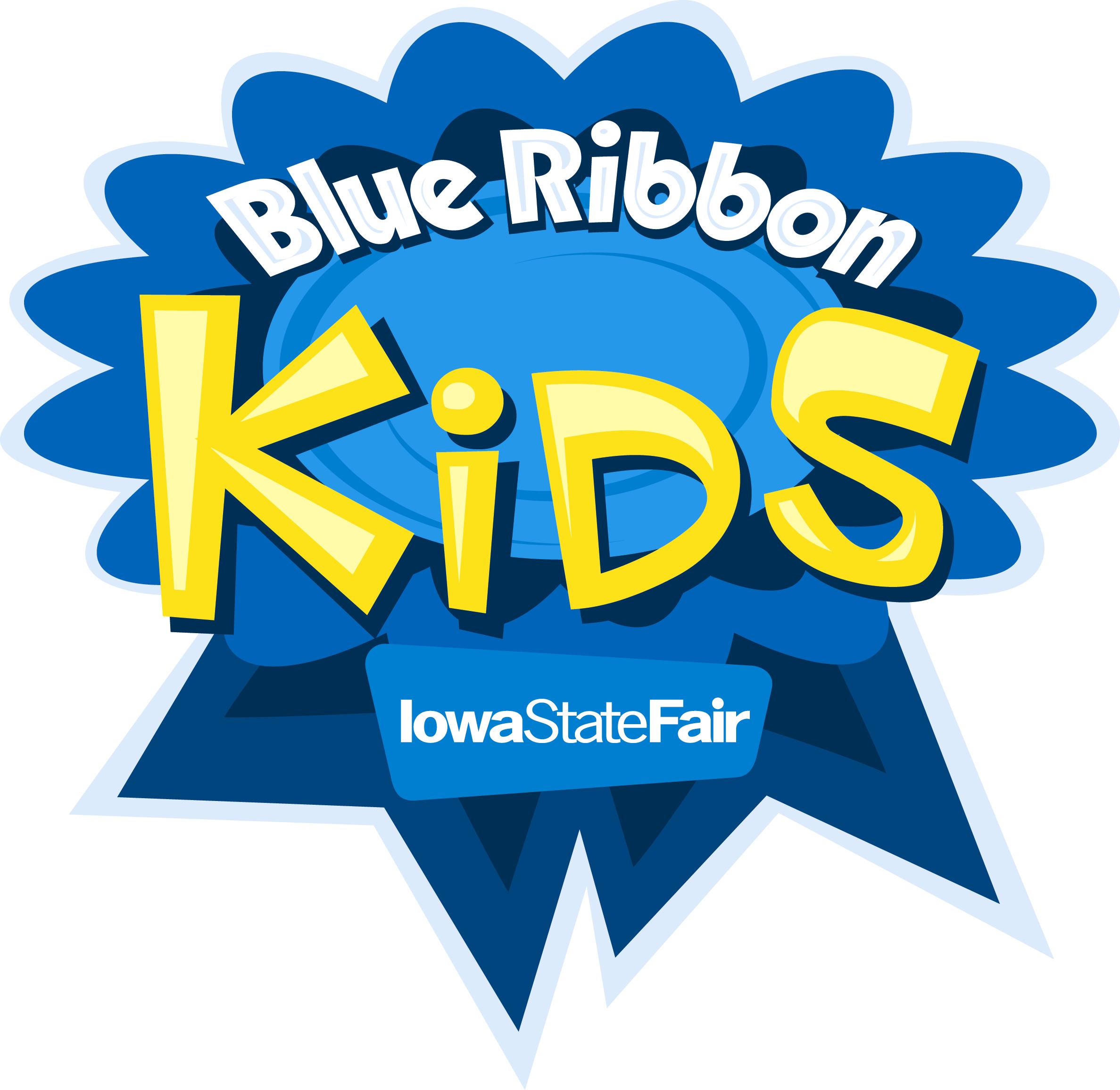 Blue Ribbon Kids Club Logo