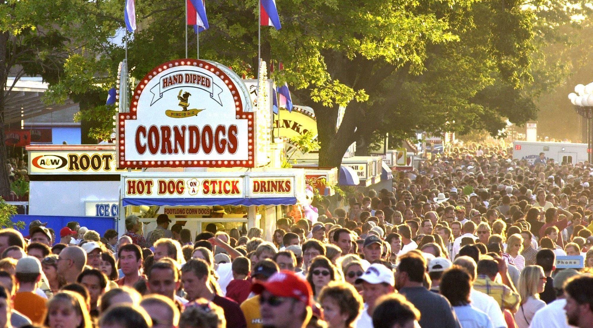 Iowa State Fairgrounds Grand Concourse