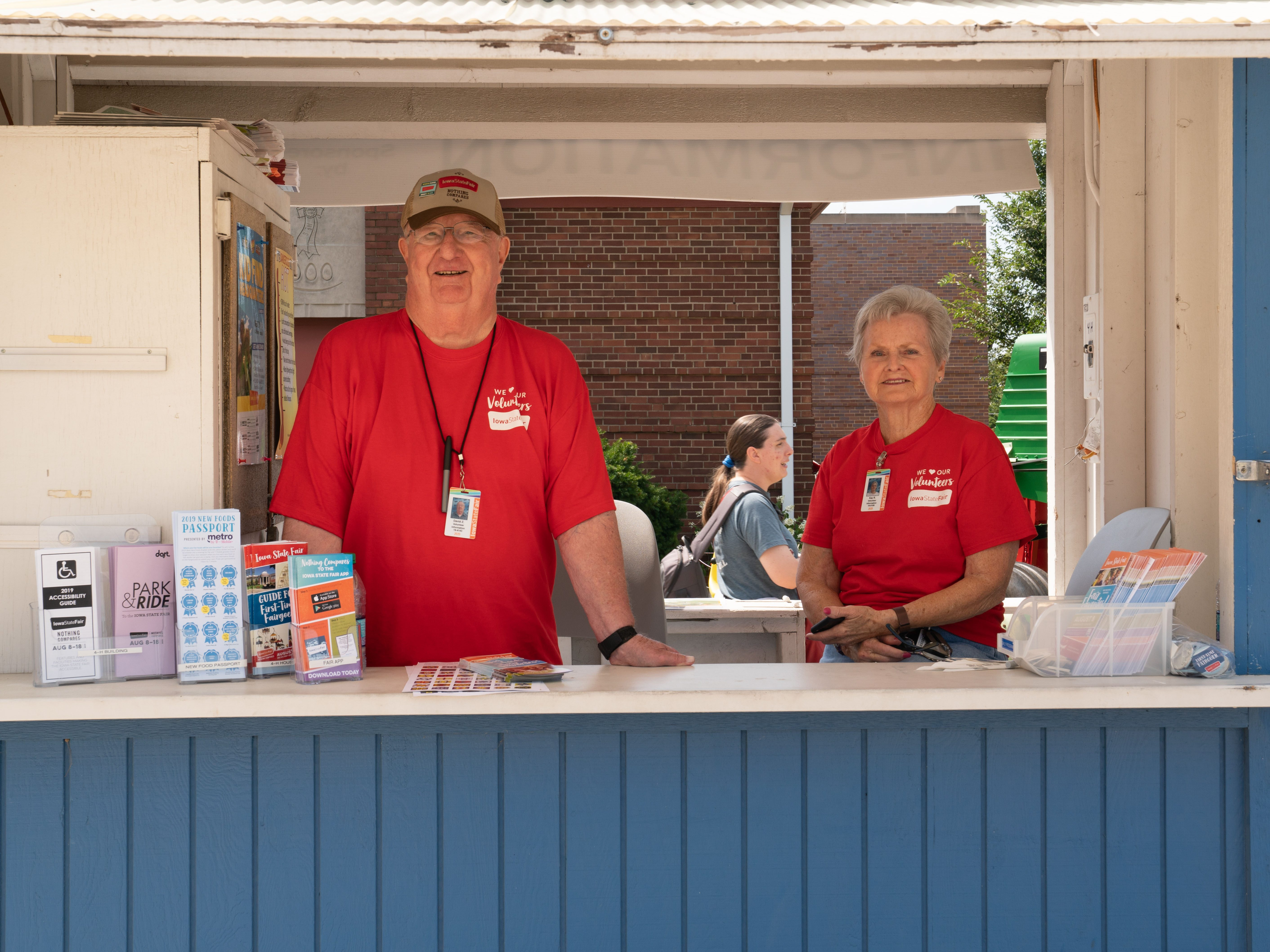 Volunteer at the Fair!