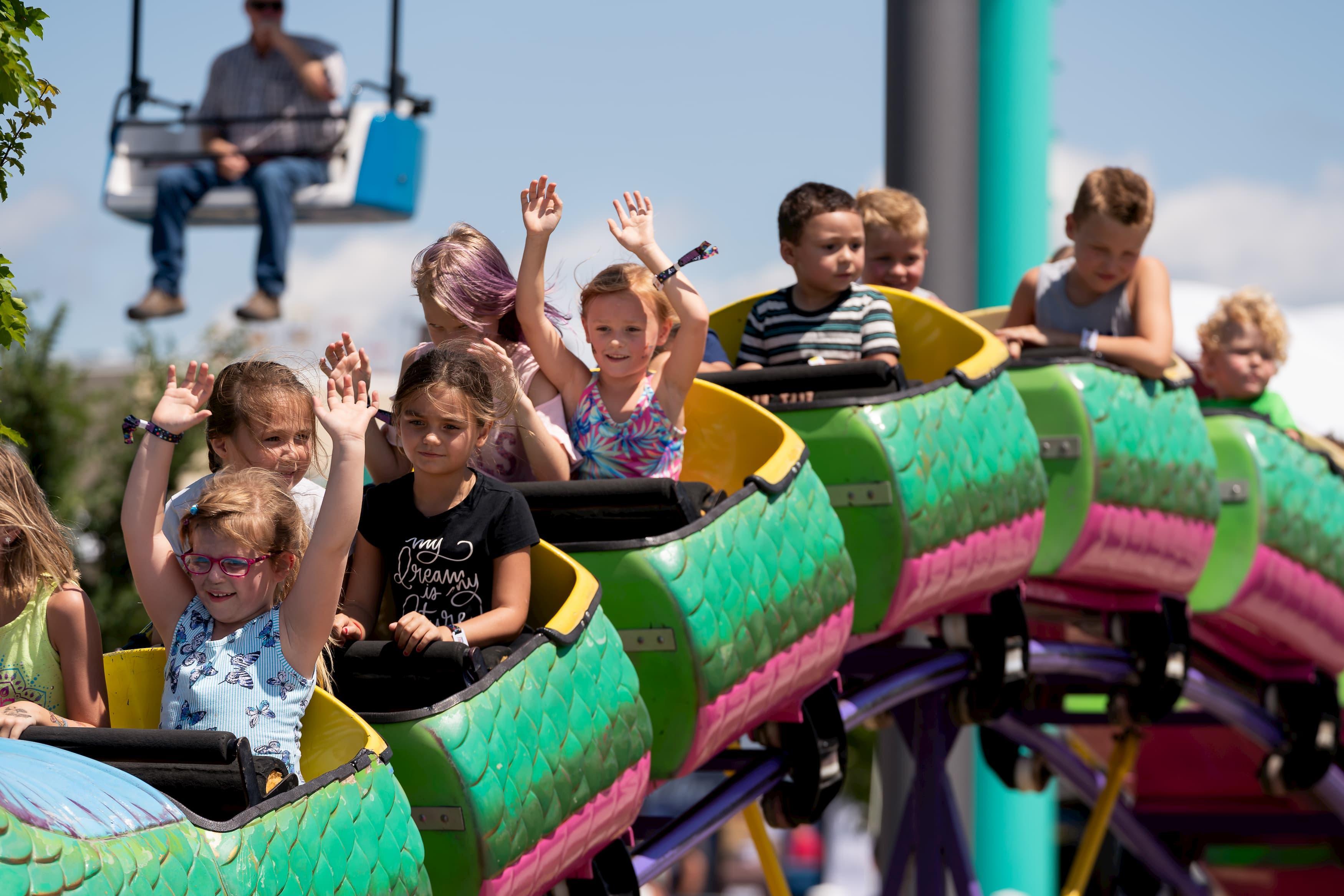 Iowa State Fair Attractions