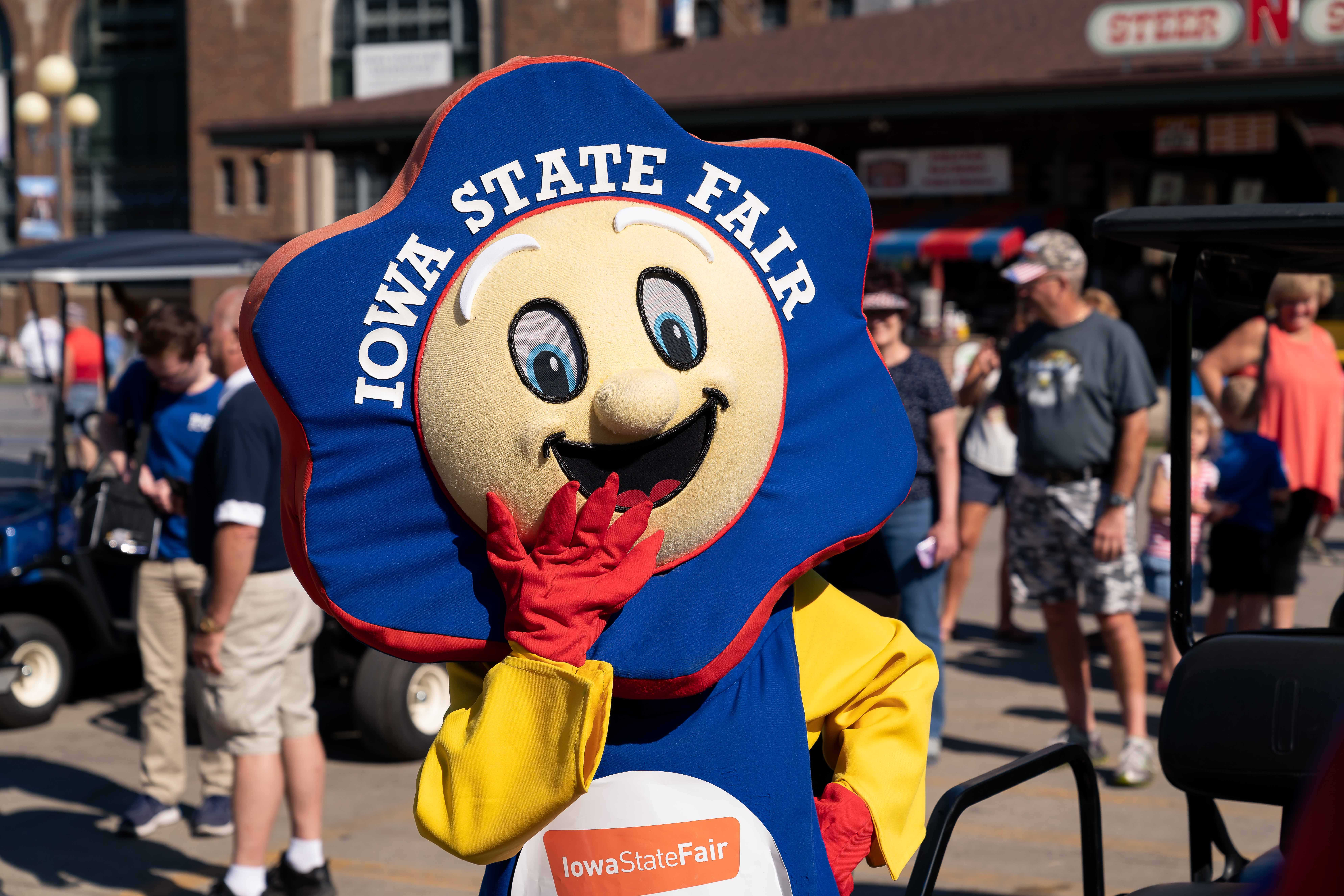 Learn how to get involved with the State Fair Parade!