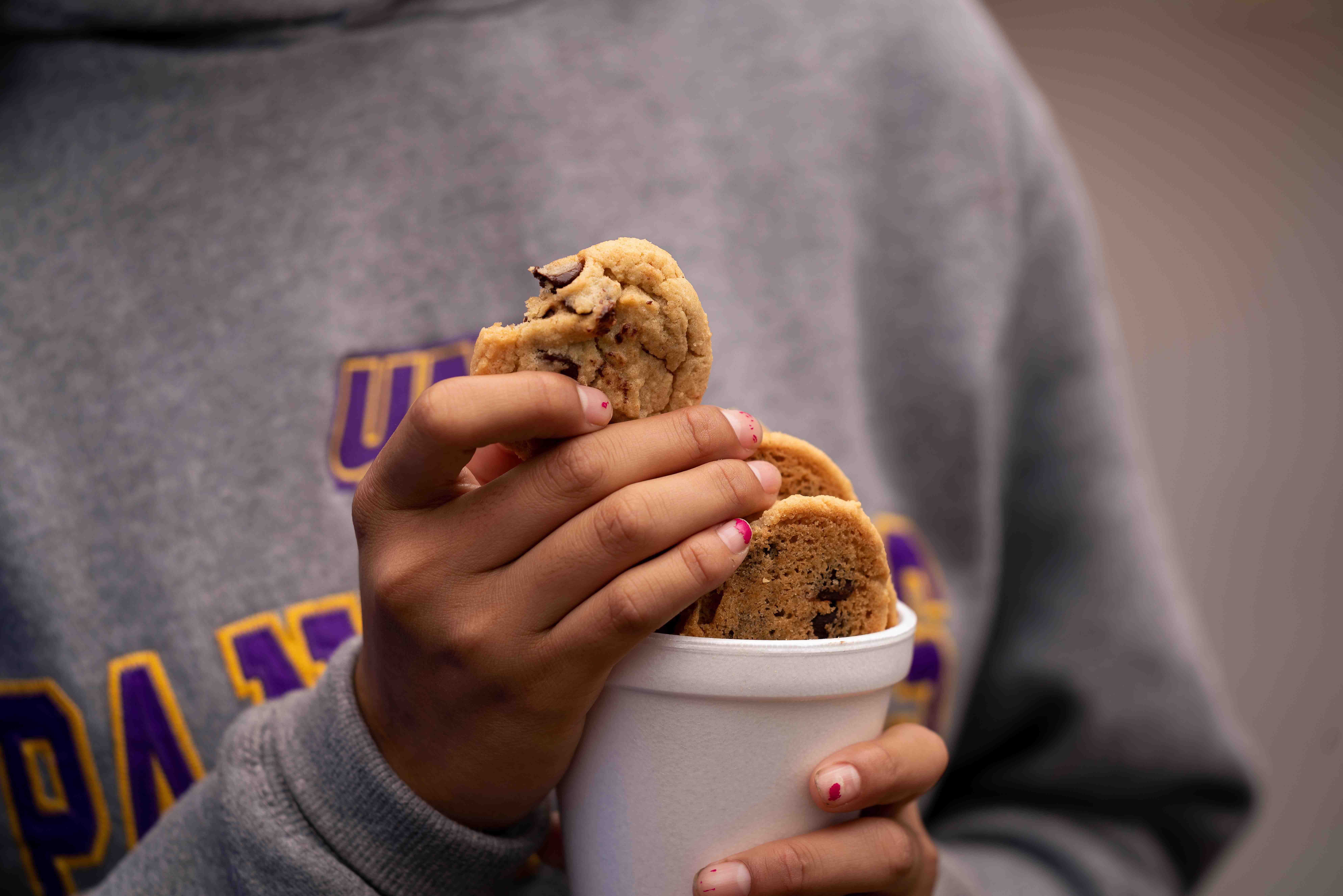 Barksdale's State Fair Cookies