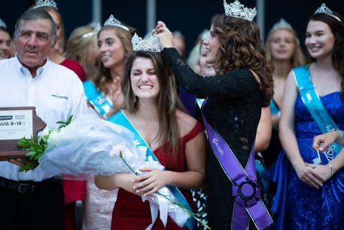 Iowa State Fair Queen Coronation