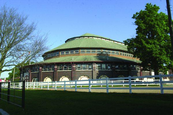 Pioneer Livestock Pavilion