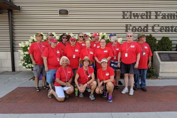 Older Iowans Day Team - 2019