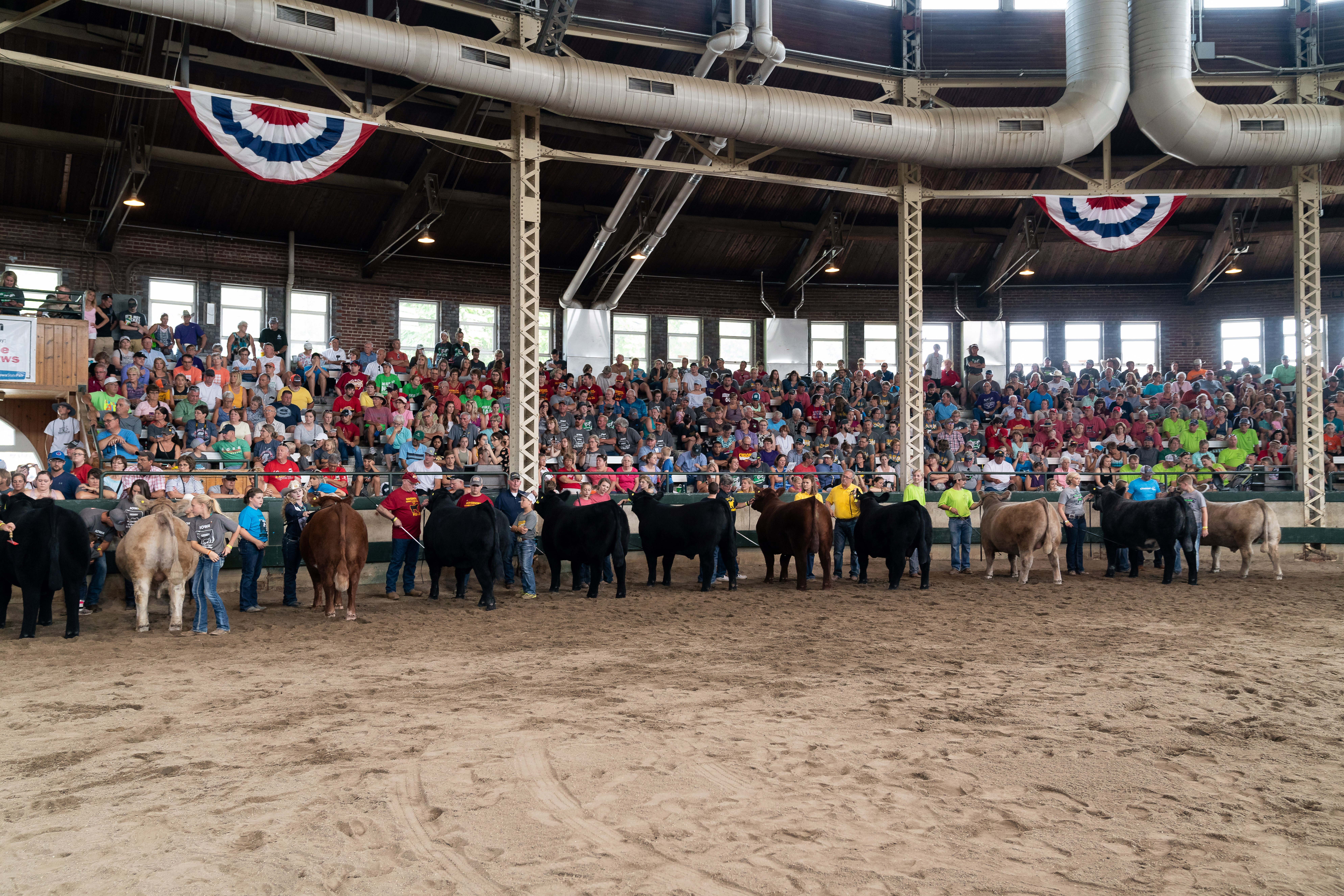 Iowa State Fair Schedule