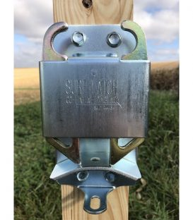 Two-way Lockable Latch ONLY