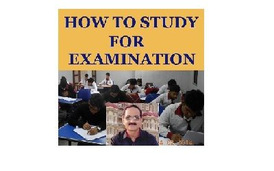 How to Study for Examinations