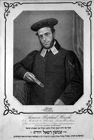Hirsch, Samson Raphael ; Rabbi
