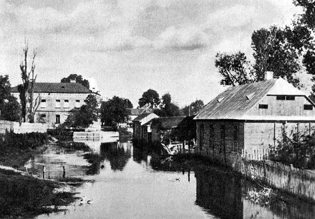 Houses By The Creek Kovel Ukraine Bh Open Databases