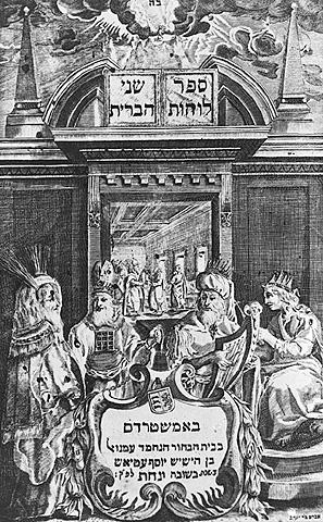 Horowitz Halevy, Yeshayahu