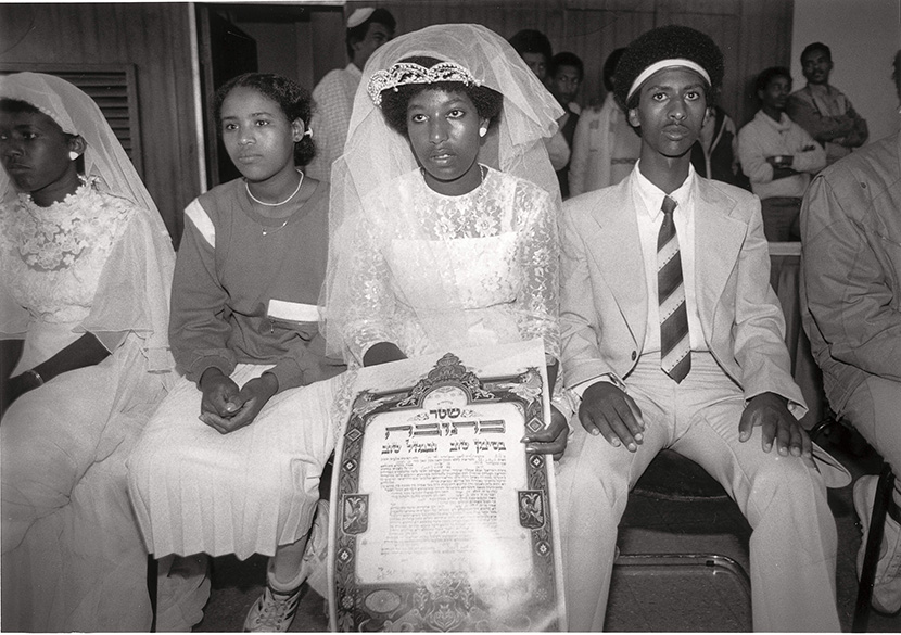 Protest Wedding Of 15 Ethiopian S Tel Aviv Israel 1986 Pictures 12 Found חתונה הפגנתית של עולים אתיופים תל אביב