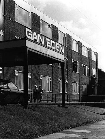 Gan Eden Apartment House For Elderly Jews Manchester Egland