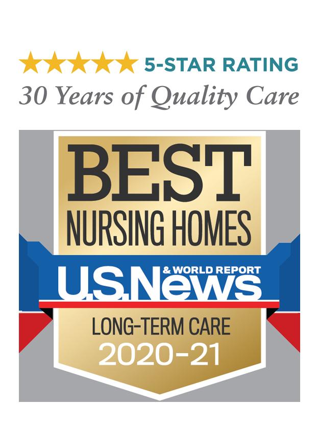 Best Nursing Homes 2020-21