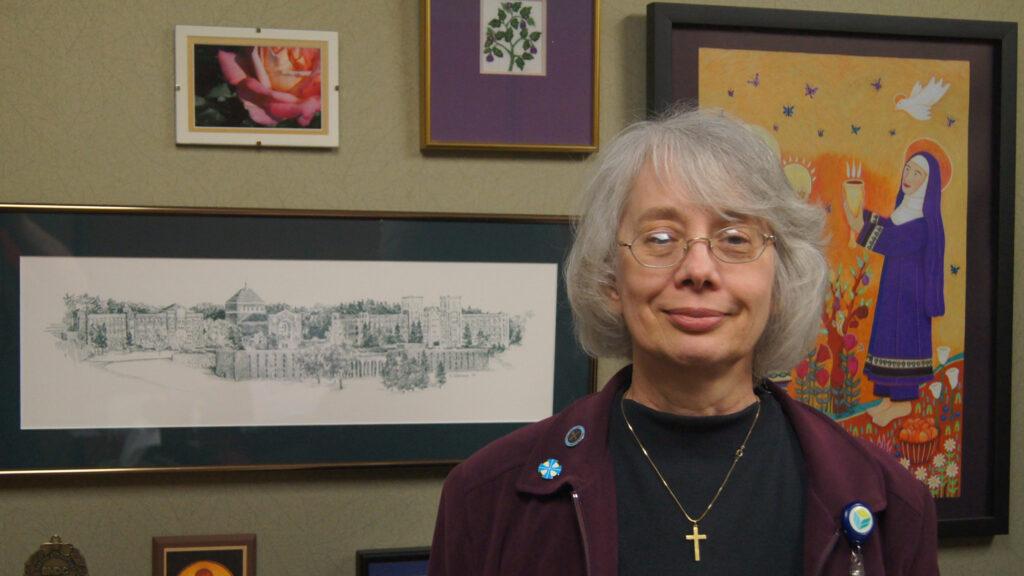 Sister Joan Marie Stelman
