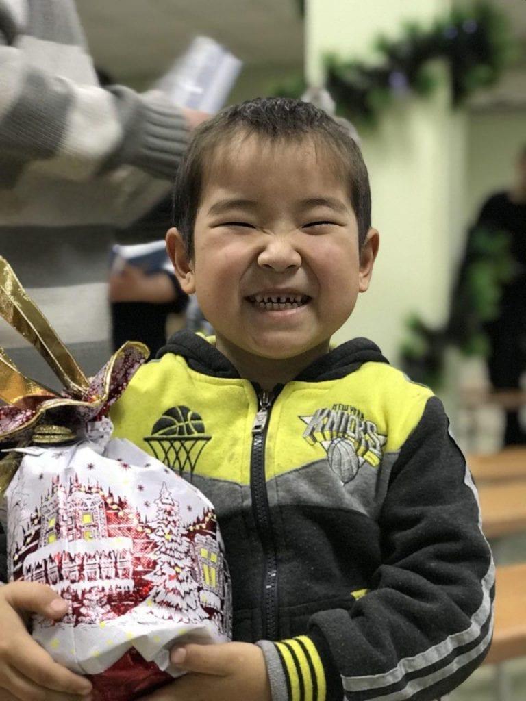 Geschenk- Kindern eine Freude machen