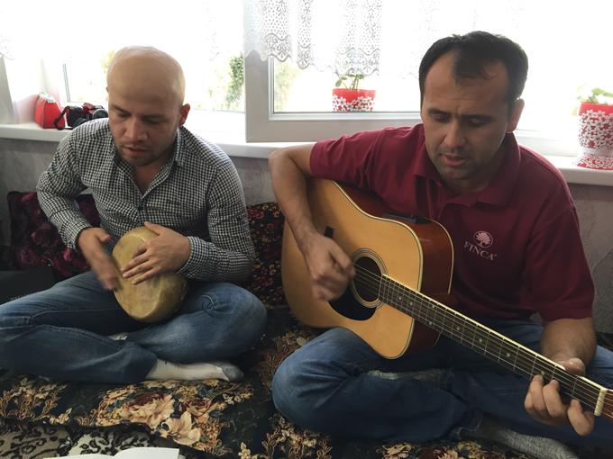 Singen für Jesus-Gemeinschaft