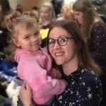 Freude-Kindern Hoffnung schenken