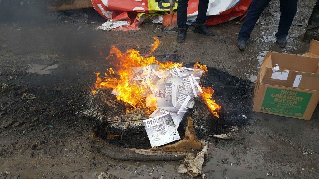 Feuer-Wärme