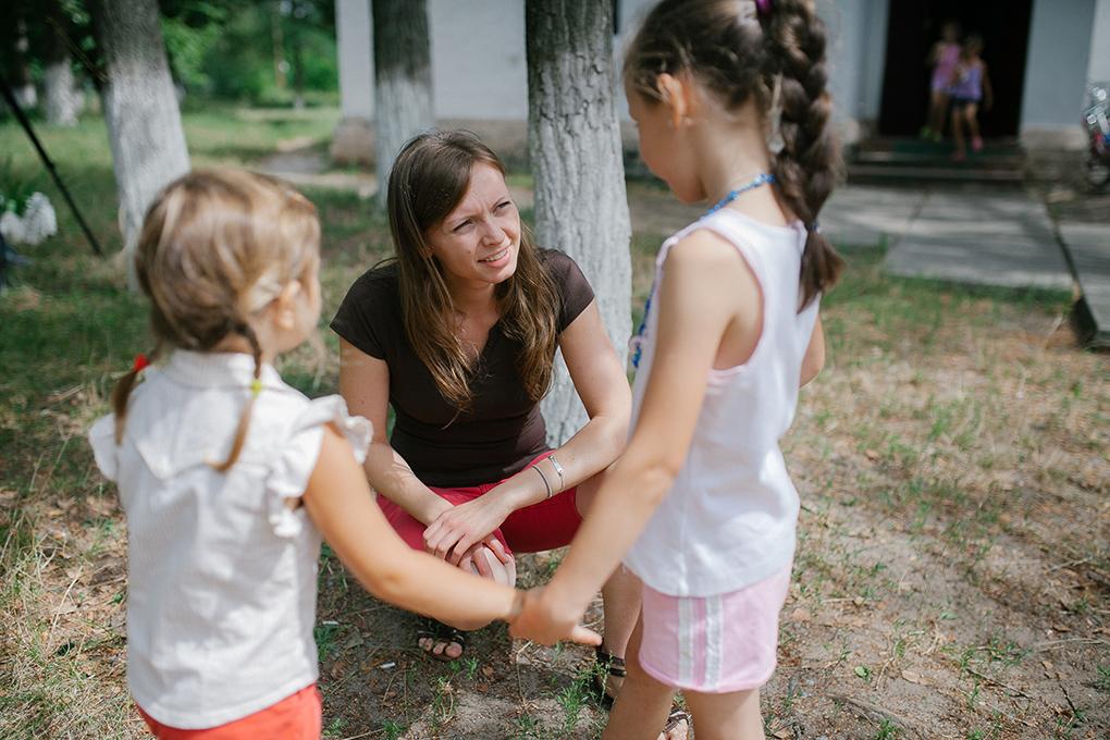 Kindern von Jesus erzählen