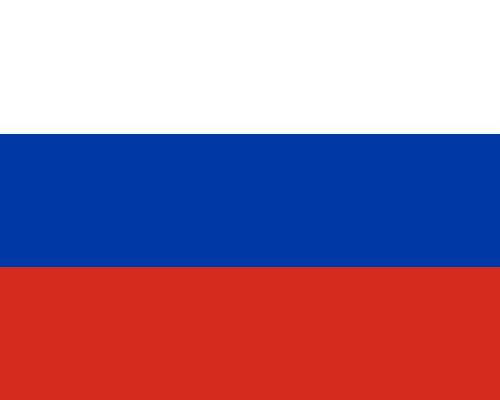 russland, flagge, flag