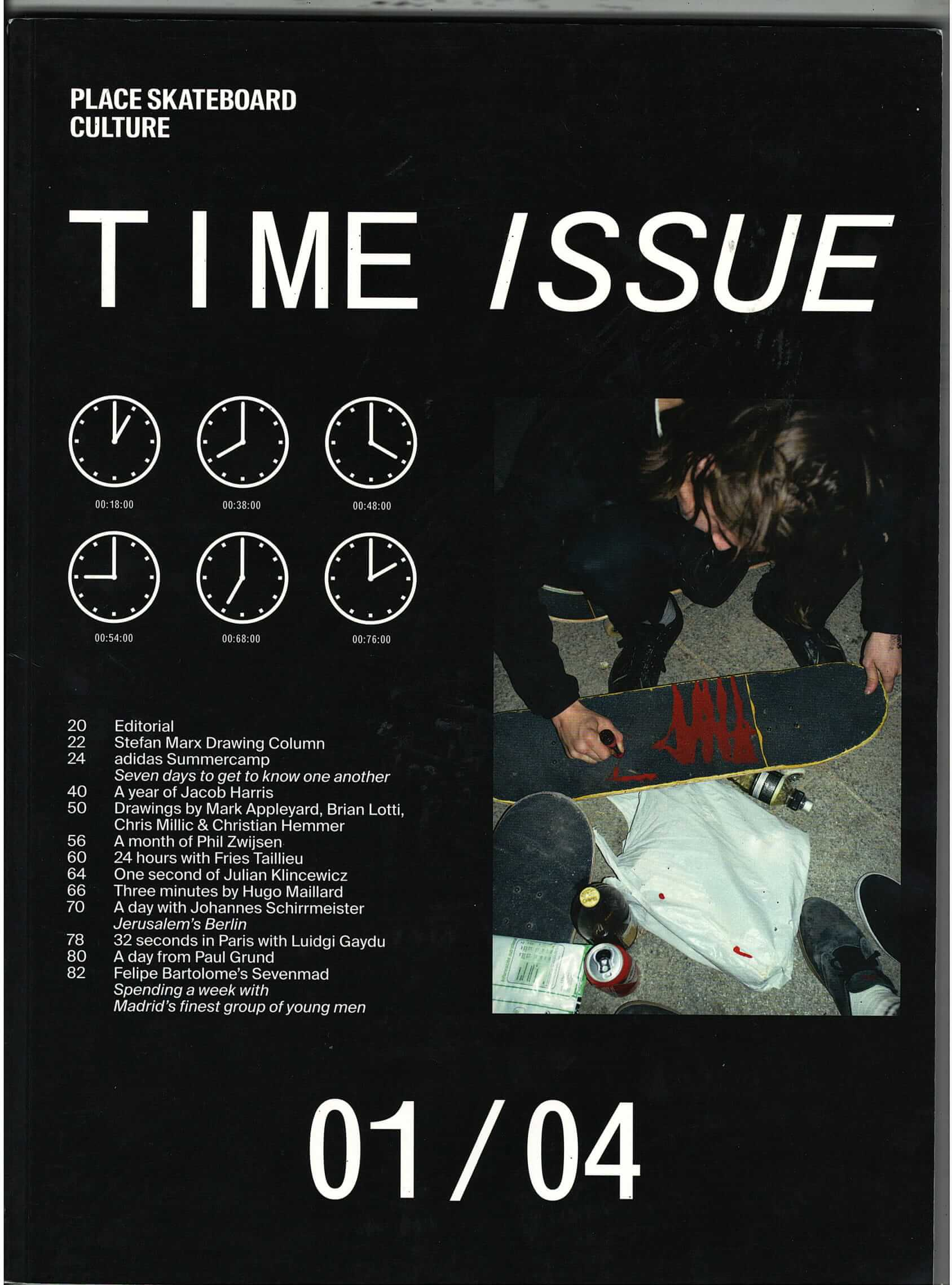 Time Issue
