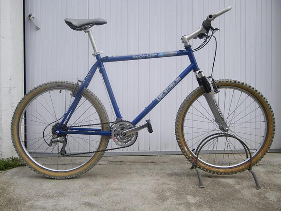 Decathlon Rockrider 600