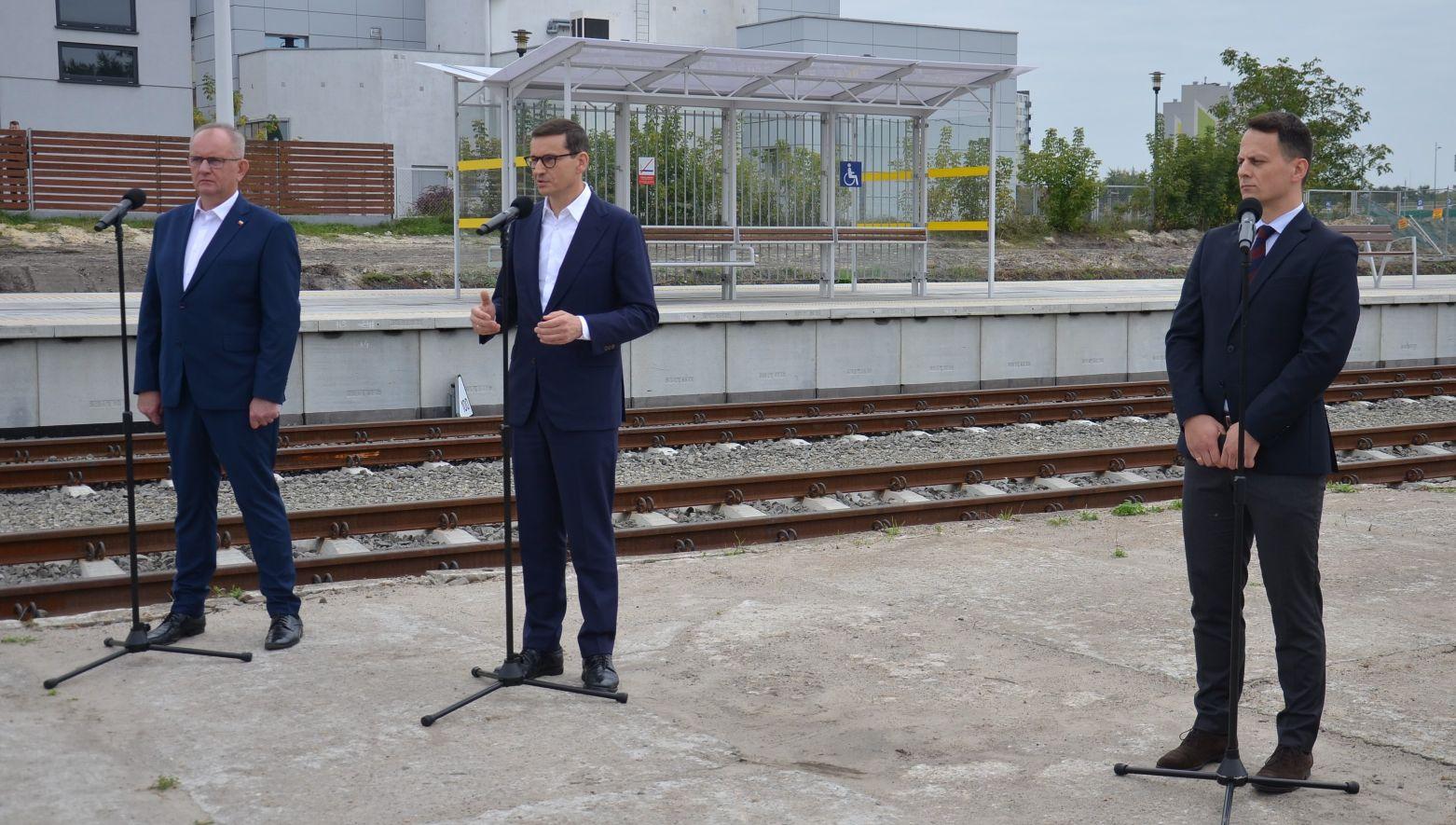 Premier Mateusz Morawiecki w Mielcu