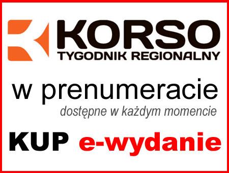 Tygodnik Regionalny Korso - e-wydanie