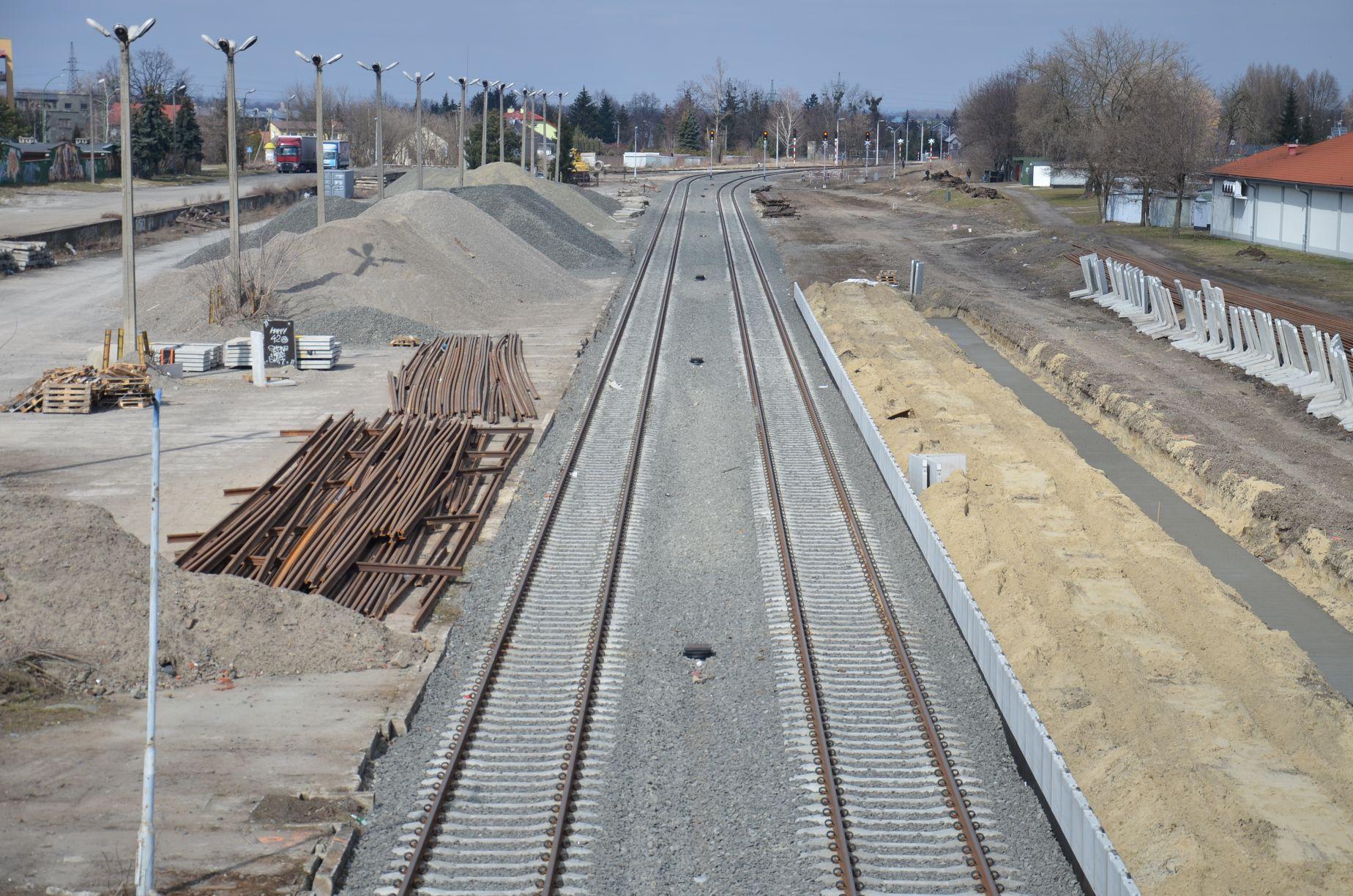 Mielecka stacja kolejowa
