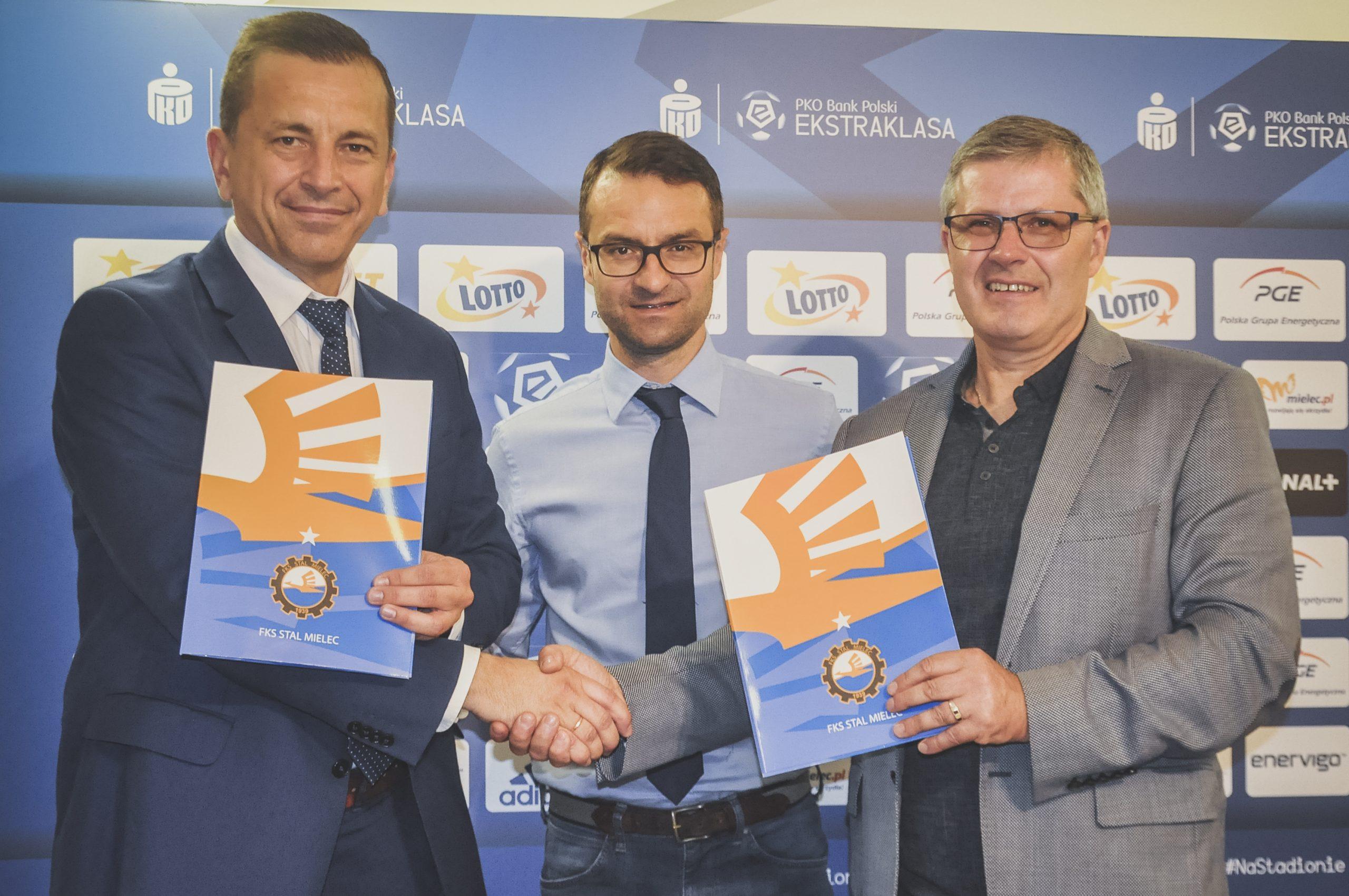 PZL Mielec jest sponsorem Stali Mielec