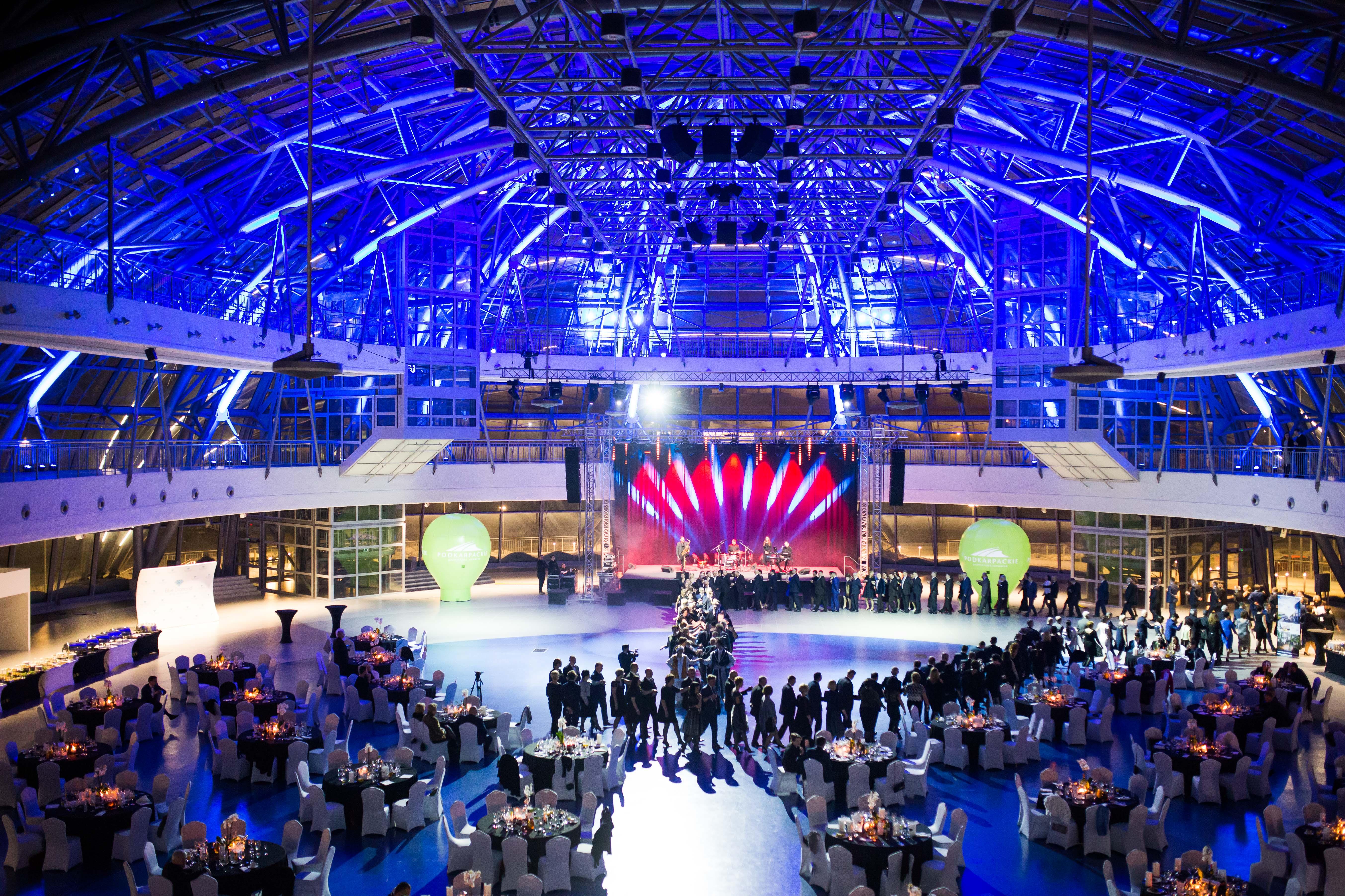 G2A Arena, fot. Urząd Marszałkowski Woj. Podkarpackiego