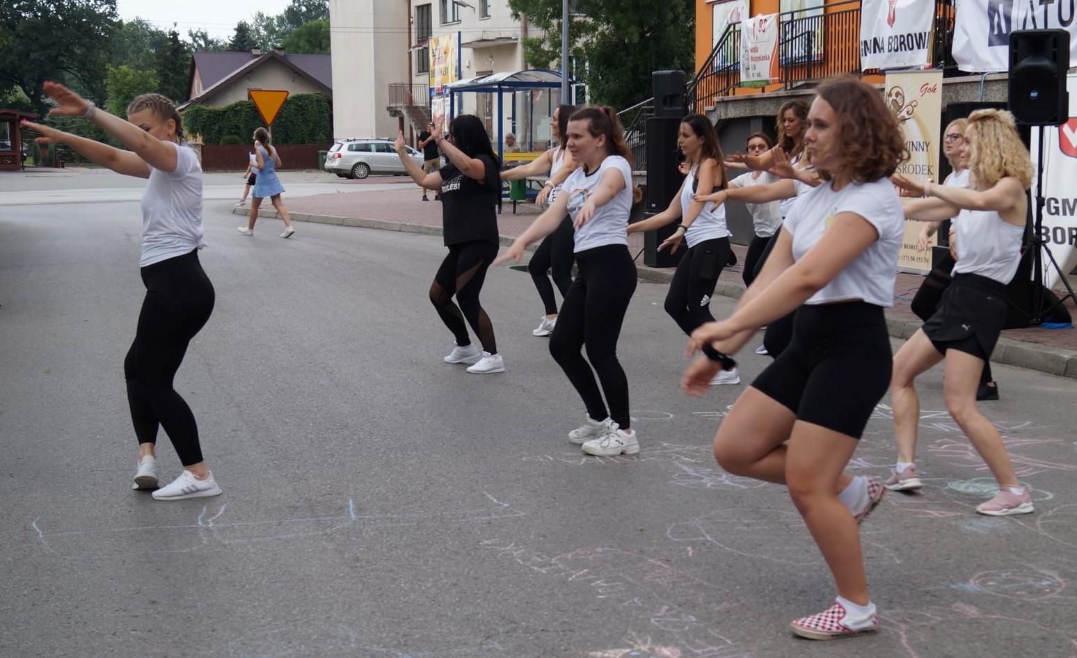 Impreza w Borowej