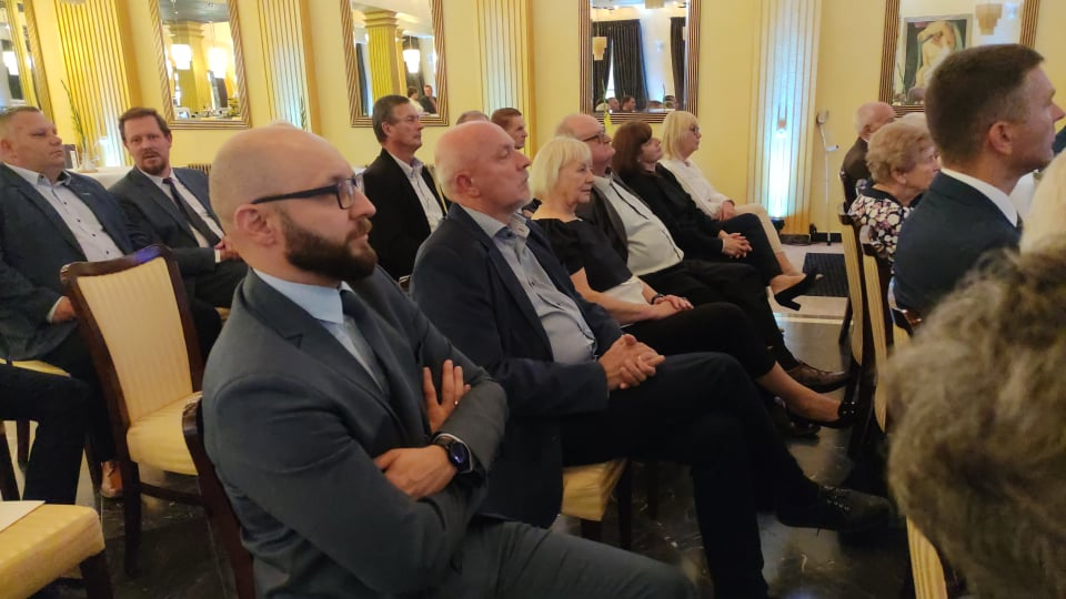 spotkanie lotniczych pokoleń w Mielcu