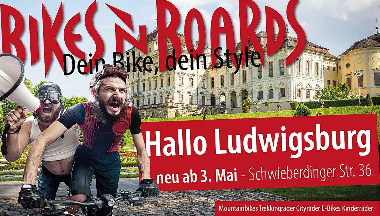 Neueröffnung Ludwigsburg