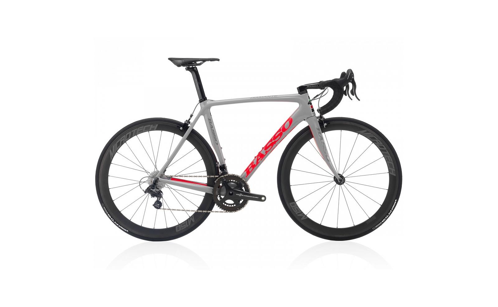 Basso Diamante Carbon - Rahmenset Fahrradrahmen Rennrad 2018