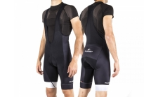 Basso Hose Race Bib Pants Striped Pro