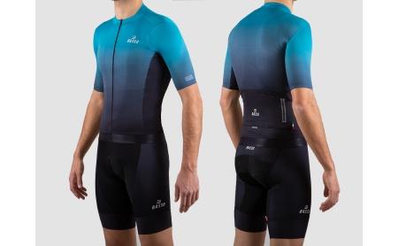 Basso Trikot Race Jersey Aqua Pro
