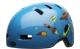 Bell Helm LIL RIPPER Toddler light blue space